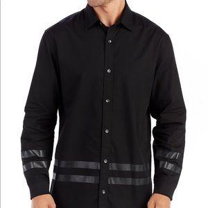 True religion mens shirt jacket